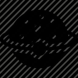 earth, orbit, planet, solar, universe icon
