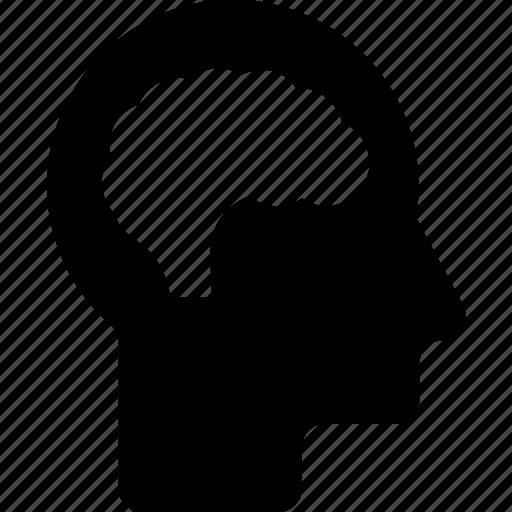 Brain, head, human brain, invention, mind icon - Download on Iconfinder