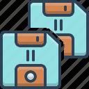 disk, diskette, floppy, save