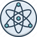 atomic, energy, nuclear icon