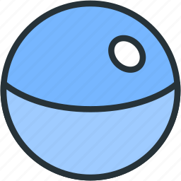 planet, satellite, science, space, star icon