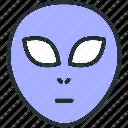 alien, galaxy, science, space, ufo icon