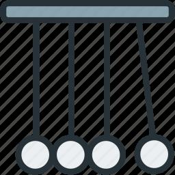 pendulum, science icon