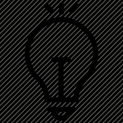 business plan scheme, creative idea, creative idea lamp, financial idea, innovative plan icon