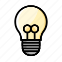concept, education, idea, knowledge, lamp, research, science