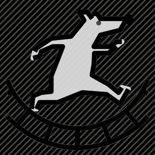 animal, pet, rat icon