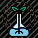 bio, eco, ecology icon