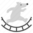 rat, run icon
