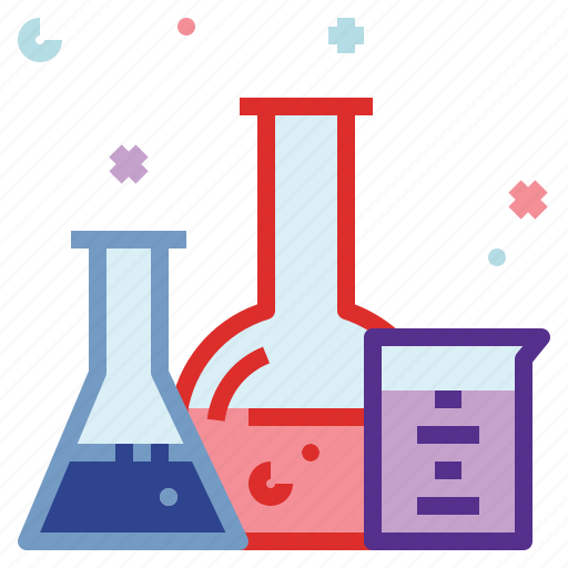 chemistry, science, tube icon