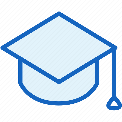 graduate, learn, science, study icon
