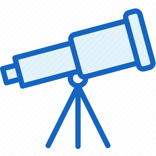 observation, science, space, telescope, tools icon