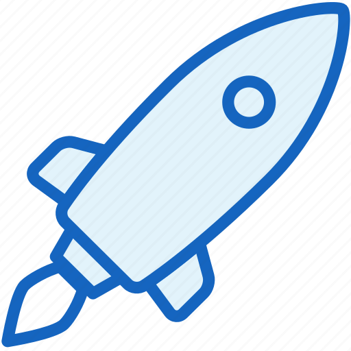 launch, rocket, science, spaceship icon