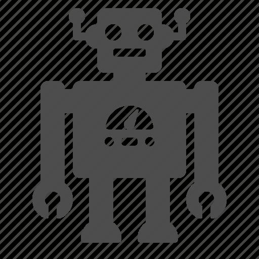 robot, robotics, science, technology icon