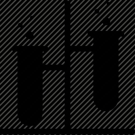 beaker, chemistry, experiment, lab, laboratory, science, test icon