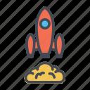 rocket, rocket launch, rocket takeoff, launch, startup