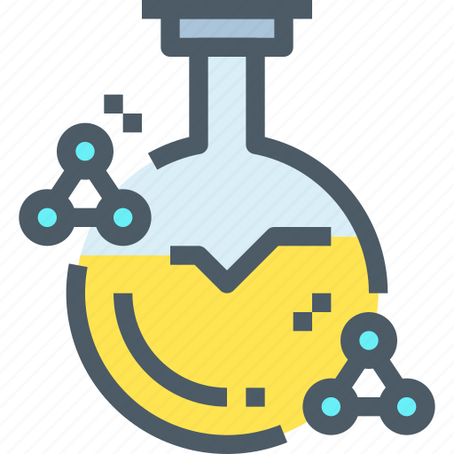 Biology, chemistry, education, laboratory, science, testing icon - Download on Iconfinder