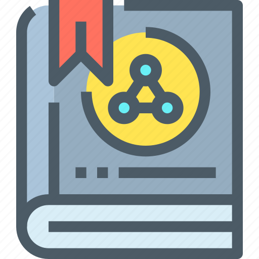 Biology, book, education, science, scientific, study icon - Download on Iconfinder