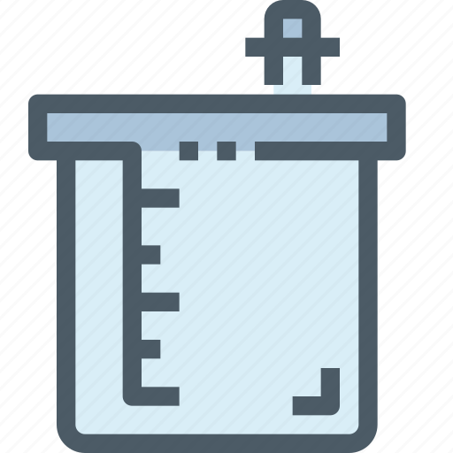 Beaker, education, laboratory, science icon - Download on Iconfinder