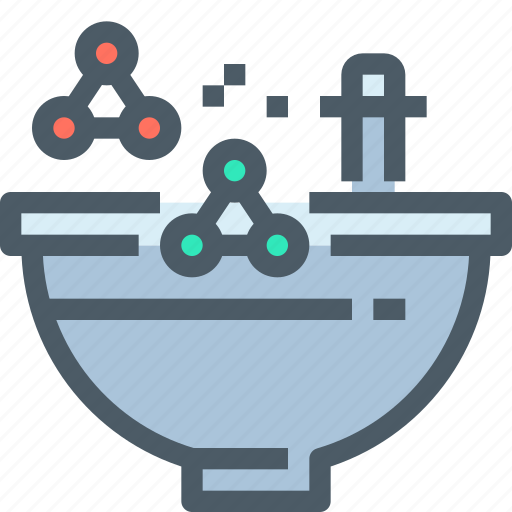 Biology, education, laboratory, mortar, science icon - Download on Iconfinder