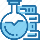book, chemistry, education, laboratory, science icon