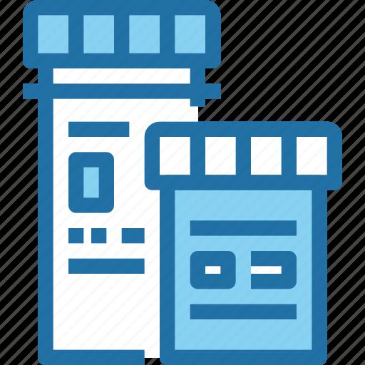 hospital, laboratory, medical, medication, science icon