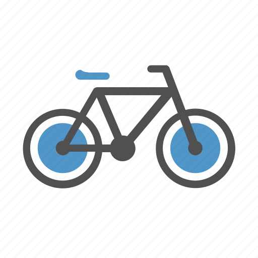 bicycle, bicycling, bike, cycle, ride, sport transport icon