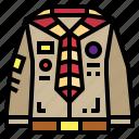 clothes, scarf, scouts, uniform