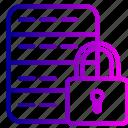base, business, database, security icon