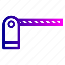 check, guard, insurance, point, safe, security, surveillance icon