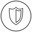antivirus, autopilot, protection, security icon