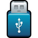 pendrive, tech, usb icon