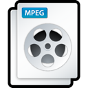 video, mpeg icon