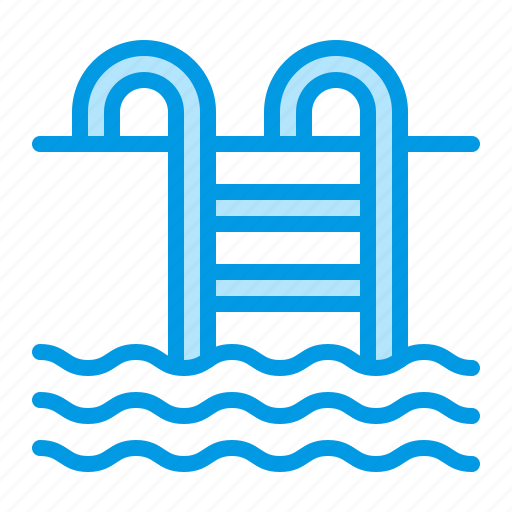 Pool, swim, swimming, water icon - Download on Iconfinder