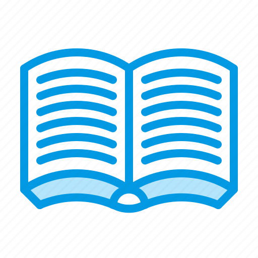 Book, open, read, study icon - Download on Iconfinder