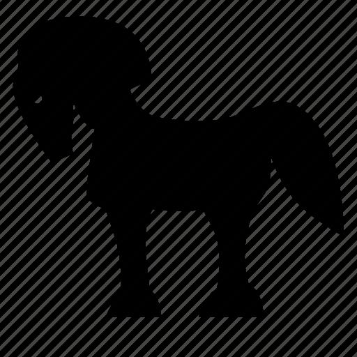 figure, history, horse, liar, object, trick, trojan icon