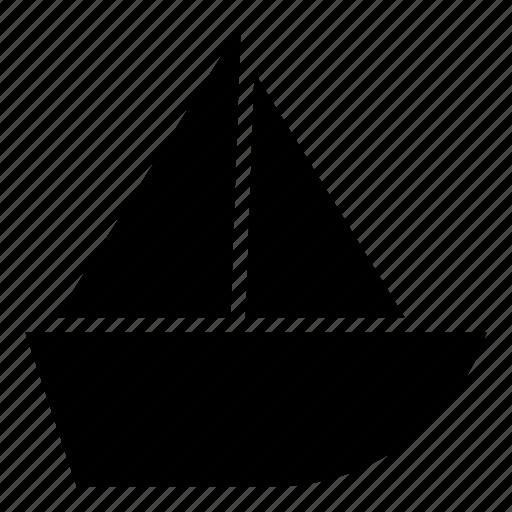 boat, boating, craft, sea, ship, steamer icon
