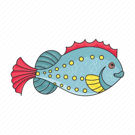Animal, fish, sea icon - Download on Iconfinder