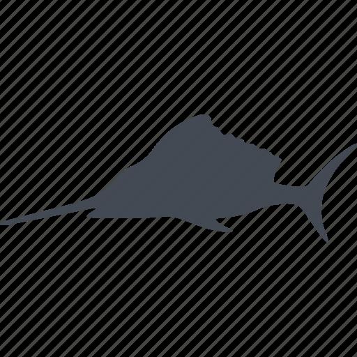 animal, fins, fish, ocean, pipefish, sea, water icon