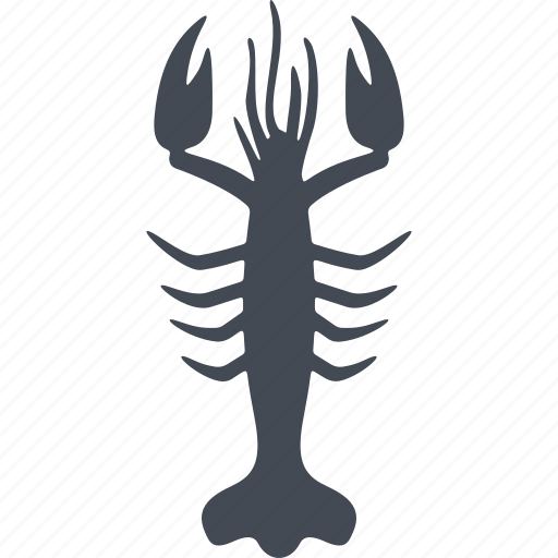 Animal, crustaceans, fins, gills, ocean, sea, water icon - Download on Iconfinder