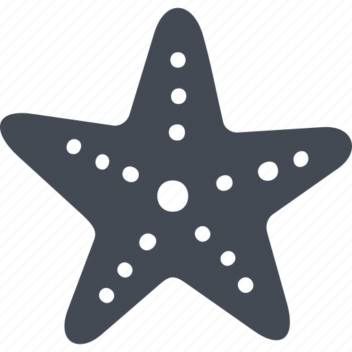 Animal, nature, ocean, sea, starfish, water icon - Download on Iconfinder