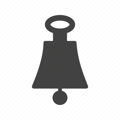 bell, rope, sail, ship, sound, travel, yacht icon