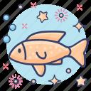 creature, fish, seafood, specie, submarine icon
