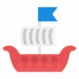 cargo ship, containers ship, freight ship, sailing ship, shipping icon