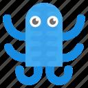 cartoon crab, crawfish, crayfish, lobster, seafood icon