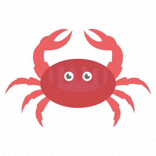 cancer zodiac, crab, crawfish, crayfish, lobster, prawn, seafood icon