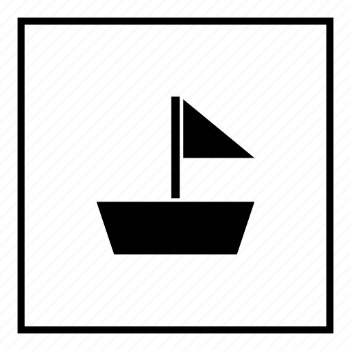boat, boating, craft, sail, sea, ship, steamer icon