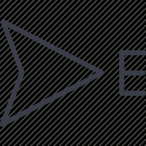 gps, location, map, navigation, sea icon