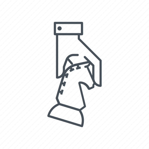 chess, chess piece, chess pieces, horse, piece, shape, strategy icon