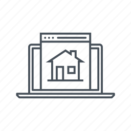home, home page, house, real state, universal interface icon