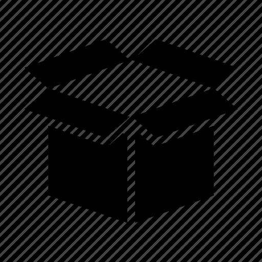 box, drop, seo, storage icon